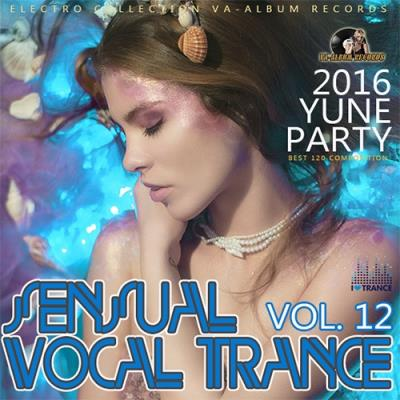 Sensual Vocal Trance vol 12 (2016)