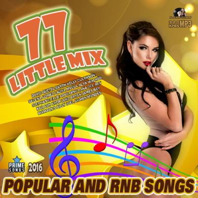 77 Little Mix: Popular And RnB Songs (2016)