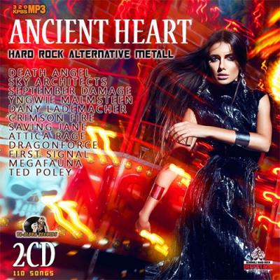 Ancient Heart: Hard Compilation (2016)