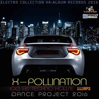 X-Pollination: Tech House Dance Project (2016)