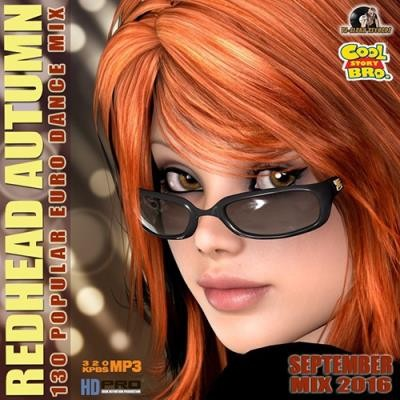 Redhead Autumn: Popular Eurodance (2016)
