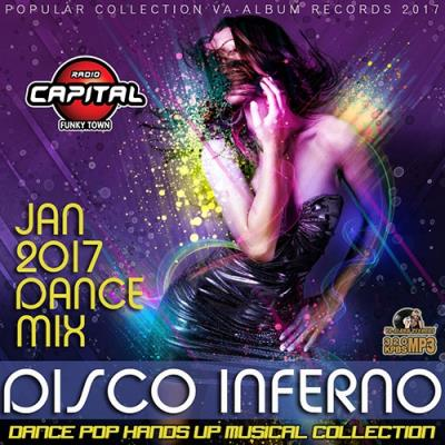 Disco Inferno: Popular Dance Collection (2017)