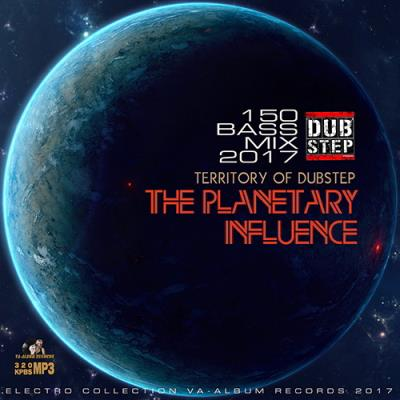 The Planetary Influence: Territory Of Dubstep (2017)