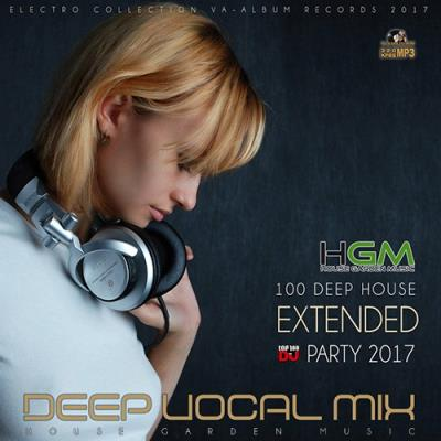 Deep Vocal Mix: Extendetd Party (2017)