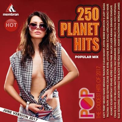 250 Popular Planet Hits (2017)