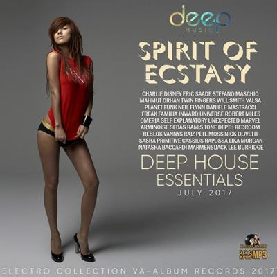Spirit Of Ecstasy: Deep House Essentials (2017)