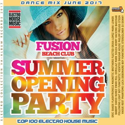 Fusion Beach Club: Summer Opening Party (2017)