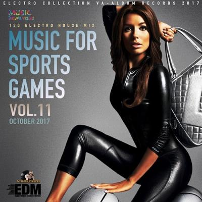Music For Sports Games Vol.11 (2017)