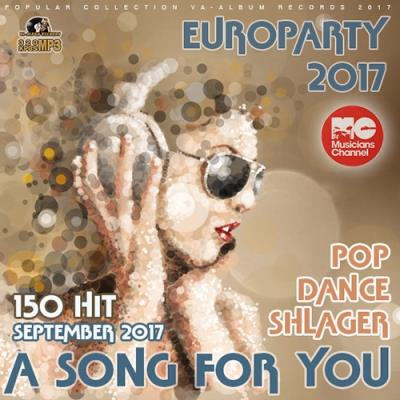 A Song For You: Dance Europarty (2017)