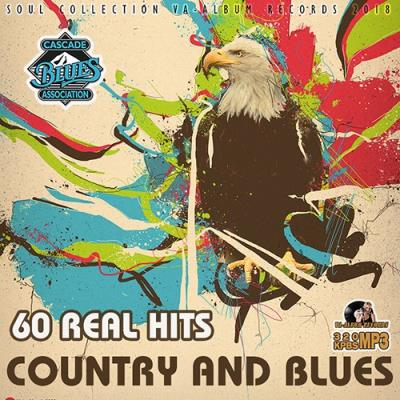 60 Real Hit: Country And Blues (2018)