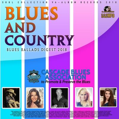 Blues And Country: September digest (2018)